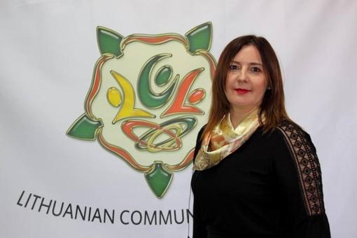 Išeivė iš mažo Širvintų miestelio vadovauja 400 kartų didesnio miesto lietuvių bendruomenei
