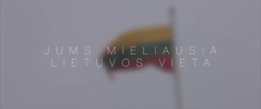 """Nuotaikingas vaizdo reportažas: """"Kokia Jums mieliausia Lietuvos vieta?"""""""