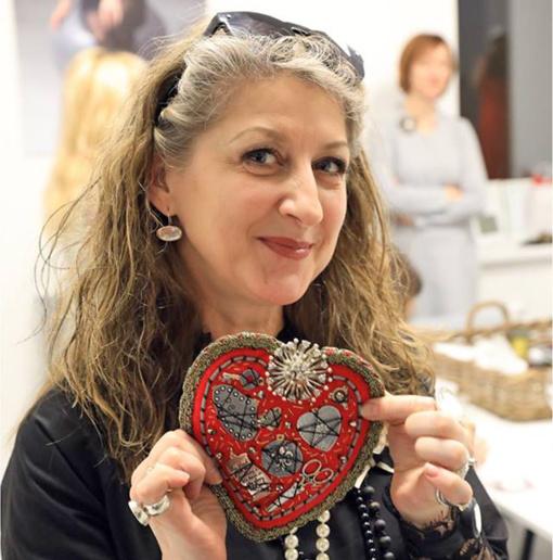 """Dizainerė Jolanta Talaikytė: """"Čia– mano širdis"""""""