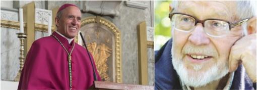 Santarvės ordinais bus pagerbti vyskupas E. Bartulis ir rašytojas V. Bubnys
