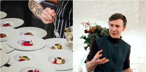 Prieš gastronominę kelionę į Šiaulius, D. Praspaliauskas atskleidžia savo virtuvės paslaptis