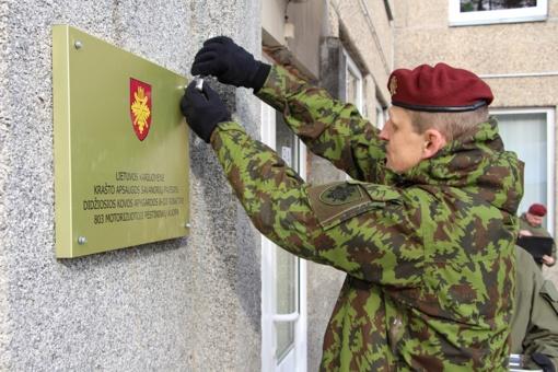 Vilniaus rajone įsikūrė kovinis savanorių padalinys