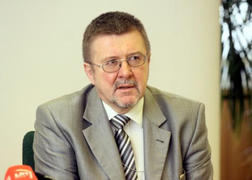Darbą pradeda naujas ūkio viceministras G. Miškinis