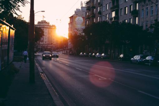 Keisis eismas sostinės gatvėmis