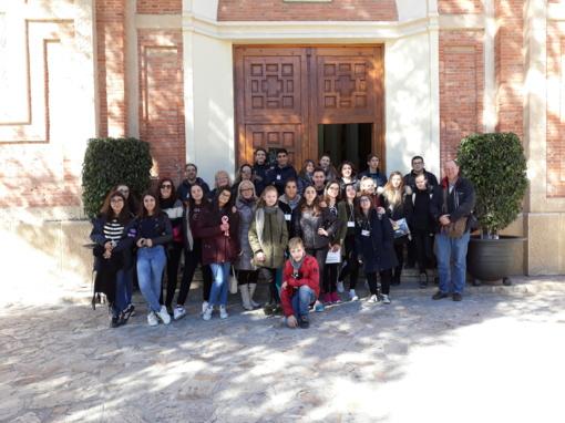 """Tarptautinio Erasmus+ KA2 projekto """"School is Cool but IT Rules"""" vizitas Ispanijoje"""