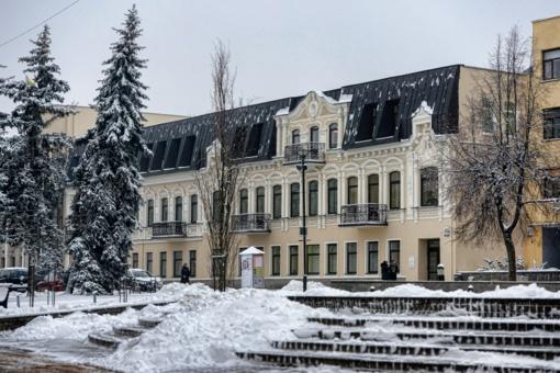 Panevėžio S. Eidrigevičiaus menų centrui statybų leidimas išduotas neteisėtai