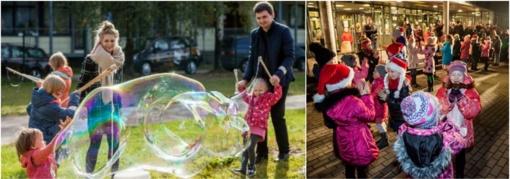 Vilniaus bendruomenių saviraiškai savivaldybė skiria 25 tūkst. Eur