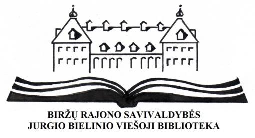 Biržų viešoji biblioteka prisistatys Vilniaus knygų mugėje