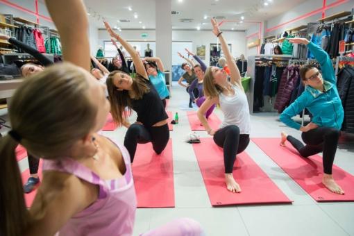 Milanos Jašinskytės atmintinė, norintiems užsiimti joga – nuo ko pradėti?