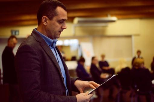 Šiaulių valstybinėje kolegijoje – atvira paskaita apie socialinių tinklų reikšmę karjerai