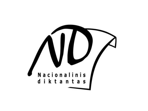 Nacionalinį diktantą kviečiame rašyti Anykščių rajono savivaldybėje