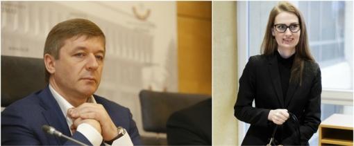 Politologė: R. Karbauskis savo rankomis diskredituoja LRT komisijos darbą