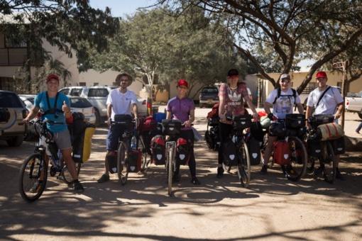 Dviračių muziejuje – apie lietuvių nuotykius keliaujant dviračiais Afrikoje