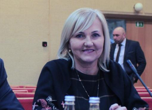 Jurbarko rajono darbiečiai išsirinko skyriaus pirmininką