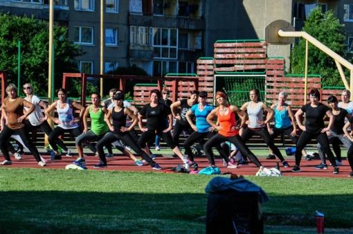 """Plungėje konferencija – """"Fizinio aktyvumo ir sveikatingumo ugdymas, įgyvendinant sveikos gyvensenos programas"""""""
