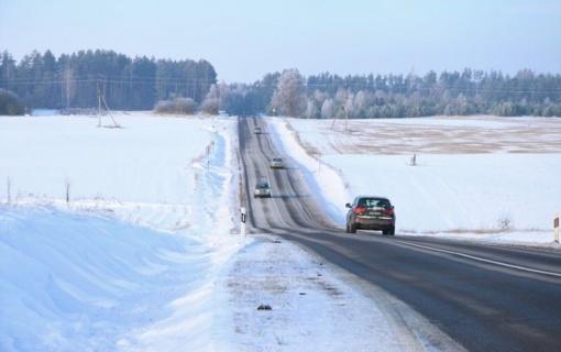 Lietuvoje pradeda galioti elektroninės vinjetės