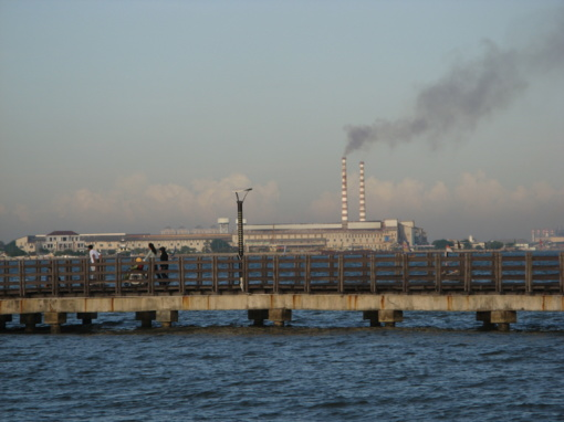 Lietuvoje didėja oro tarša