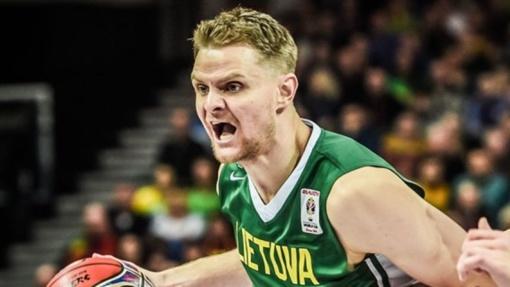 Lietuvos krepšininkai pasaulio čempionato atrankoje nenugalimi