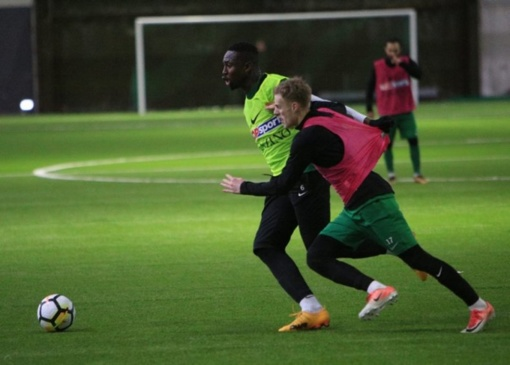 """""""Žalgirio"""" futbolininkus motyvuoja rungtynių ir pergalių alkis"""