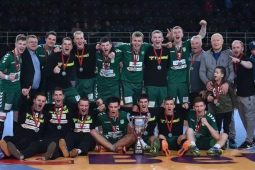 Kauno rankininkai pateko į Baltijos lygos ketvirtfinalį