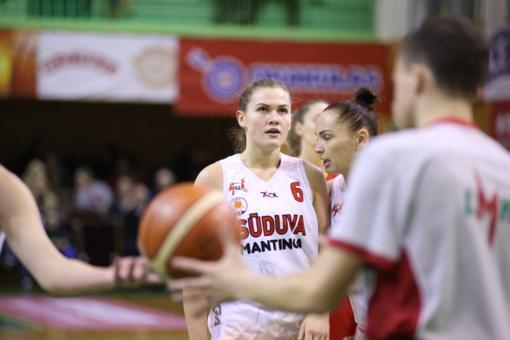 Pirmąjį pavasario savaitgalį - moterų krepšinio taurės finalas