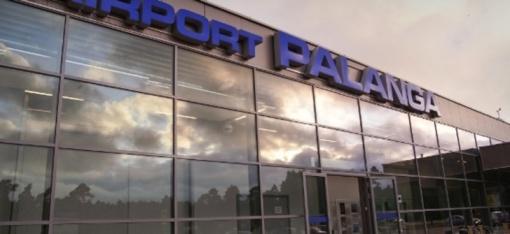 Naujos stovėjimo vietos Palangos oro uoste apsaugos nuo spūsčių
