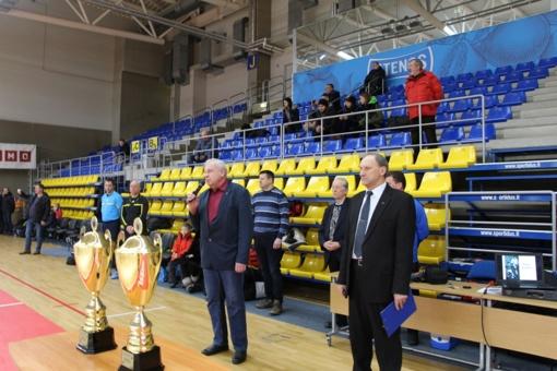 Utenoje surengtas Stanislovo Ramelio atminimo turnyras
