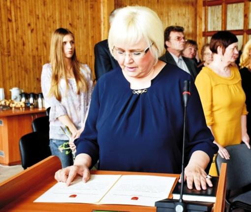 D. Ambrazevičienė paliko konservatorius dėl, politikės teigimu, chaoso jų stovykloje