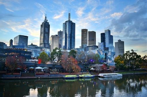 Melburnas – vienas geriausių miestų gyventi