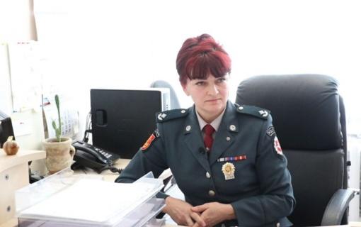 """Tvarką pietinėje Klaipėdos dalyje prižiūrintys pareigūnai – """"Mūsų darbas atsakingas, įdomus ir kupinas iššūkių"""""""