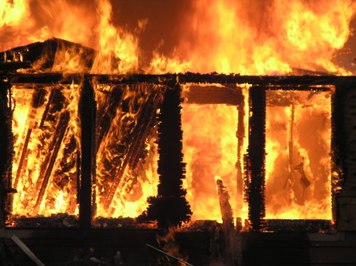 Per gaisrą Elektrėnų savivaldybėje žuvo vyras