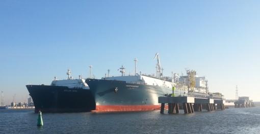 Į Klaipėdą atplauks naujas SGD krovinys