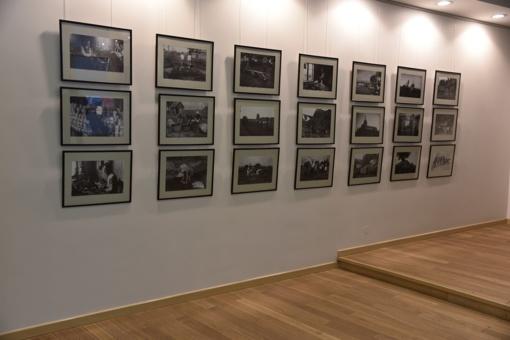 "Balio Buračo fotografijų paroda ""Tuojau fotografuoju"" Šalčininkuose (FOTO)"