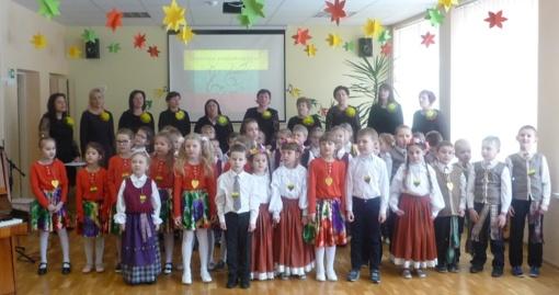 Vaikų dainų festivalis Prienuose (FOTO)