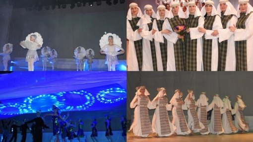 Lietuvos nepriklausomybės šventė Ignalinoje - įteikta kultūros premija ir pristatytas muzikinis spektaklis