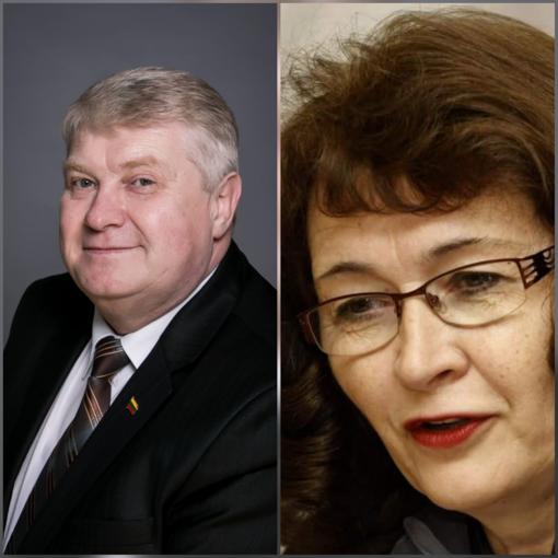Šiaulių regiono Seimo nariai nusivylė balsavimu dėl M. Basčio apkaltos