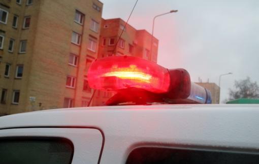 Vilniuje susidūrė šeši automobiliai