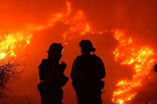 Pasvalio rajone kilęs gaisras nusinešė vyro gyvybę