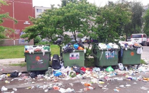 Koks mokestis už komunalines atliekas yra teisingas?