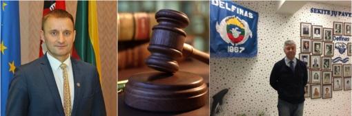 Teismo sprendimas: Šiaulių miesto meras V. Belovą iš pareigų atšaukė neteisėtai