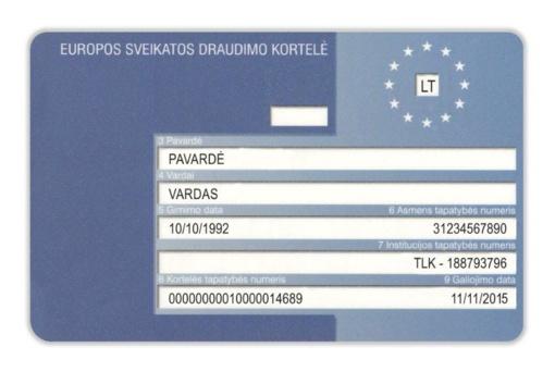 Ką reikia žinoti, jei į užsienį išvykote be Europos sveikatos draudimo kortelės?