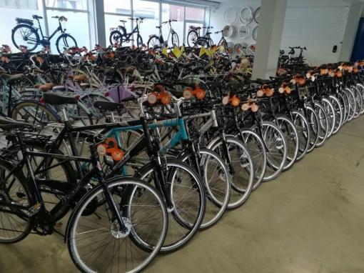 """""""Baltik vairas"""" sezoninė dviračių parduotuvė skelbia pavasarį"""