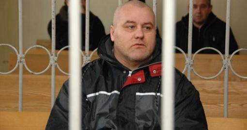 Už 16 tyčinių nužudymų nuteistas S. Gaidjurgis turi likti Lukiškėse