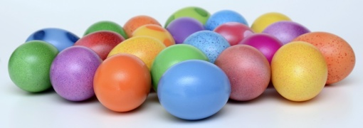 Saugios Velykos. Kuo marginti kiaušinius, kad nepakenktume sau ir artimiesiems?