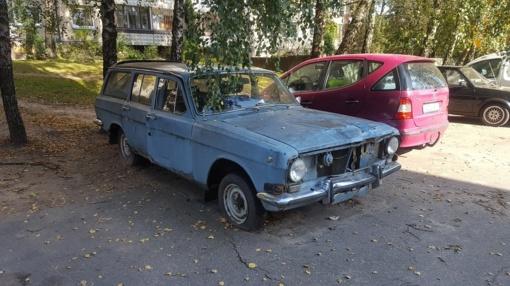 Už senų automobilių atliekų netvarkymą gresia baudos iki 6 tūkst. eurų