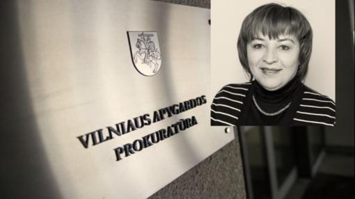 Buvusi prokurorė R. Aliukonienė dėl korupcijos nuteista lygtinai
