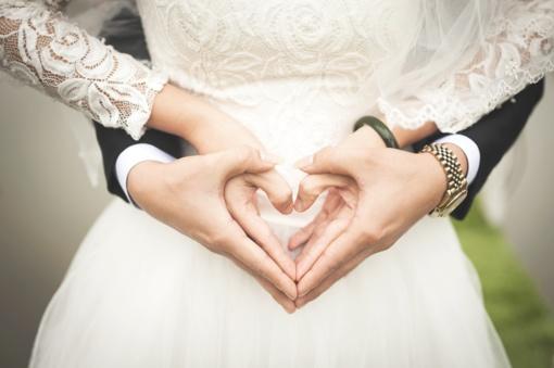 Santuokai bažnyčioje krikšto nepakaks