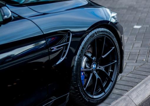 Švenčionyse pavogtas automobilis BMW