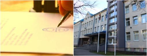 Šiaulių miesto savivaldybė kreipėsi į Prezidentūrą
