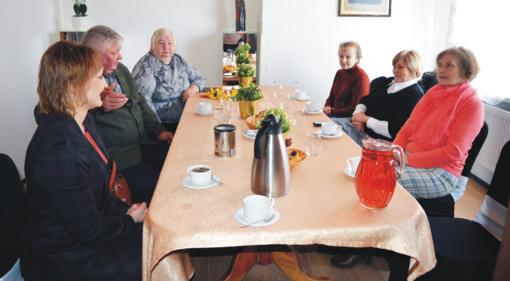 Seimo narei – ir apie alkanus žmones rajone